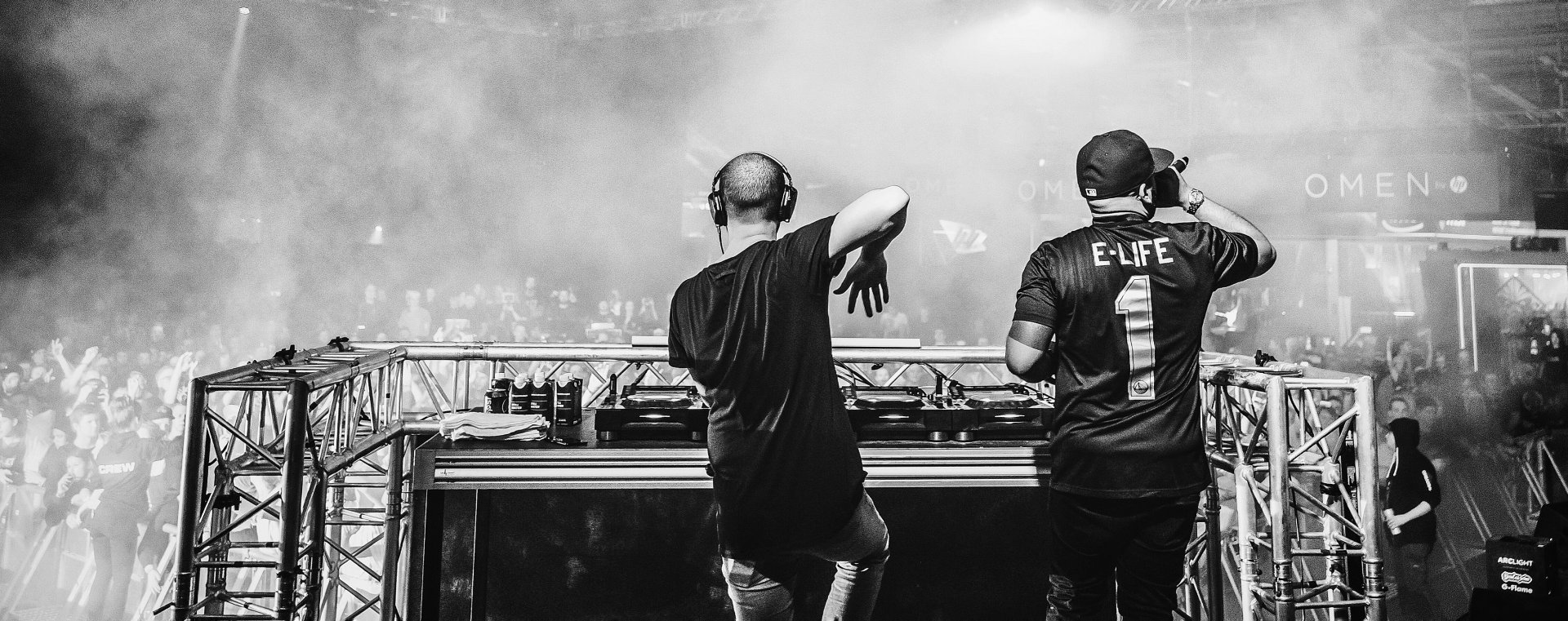 Wildstylez @ DreamHack, Sweden 2016  DISABLE